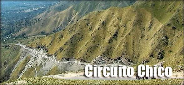 Circuito Chico : Excursión villa de merlo y alrededores circuito chico